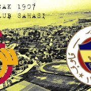 İlk Galatasaray fenerbahçe derbisi