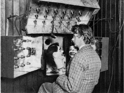 John Logie Baird ve Stooky Bill