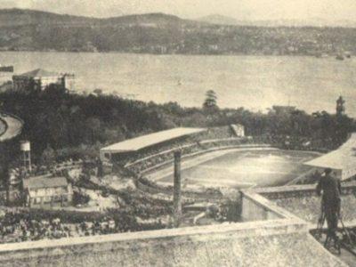 İnönü Stadı'nın Eski Hali