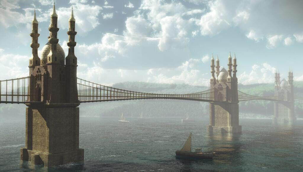 2. Abdülhamit Döneminde Boğaz Köprüsü Projesi