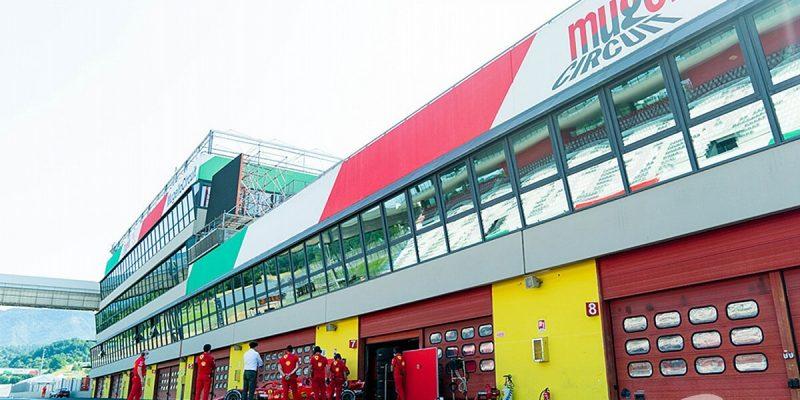 Formula 1 Toskana GP - Mugello Yarış Pisti
