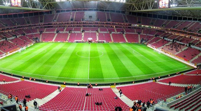 Türk Telekom Arena Süper Lig'de 3. Hafta Maçları
