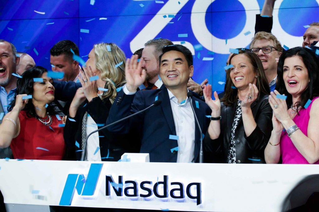Zoom'un IPO Süreci