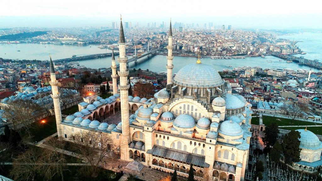 Süleymaniye Manzara