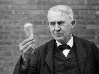 Thomas Edison ve Ampul