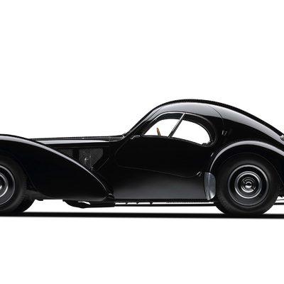 Bugatti Type57SC Atlantic Coupe