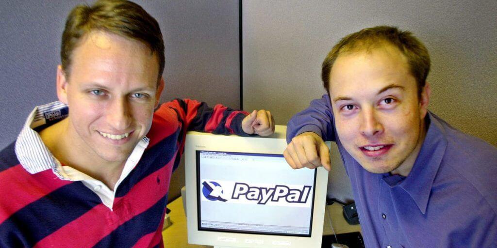 Elon Musk PayPal