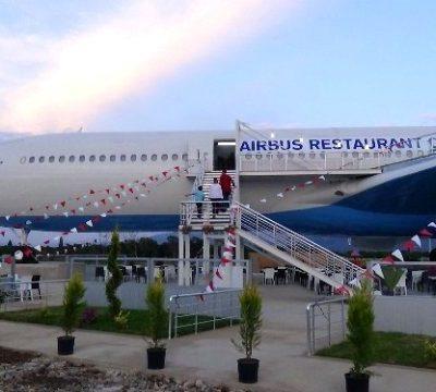 Uçak Restoranları