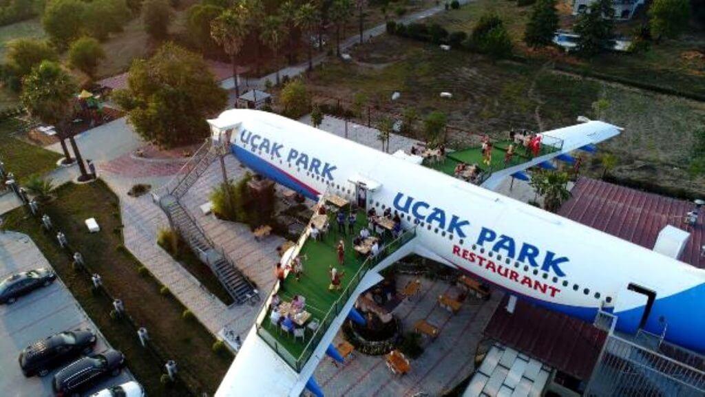 Uçak Restoranlar