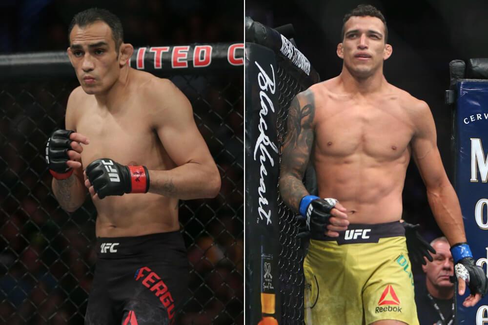 UFC 256 Ferguson vs Oliveira