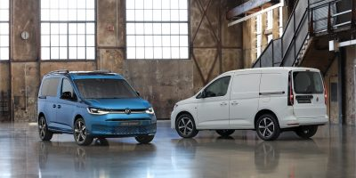 Yeni VW Caddy