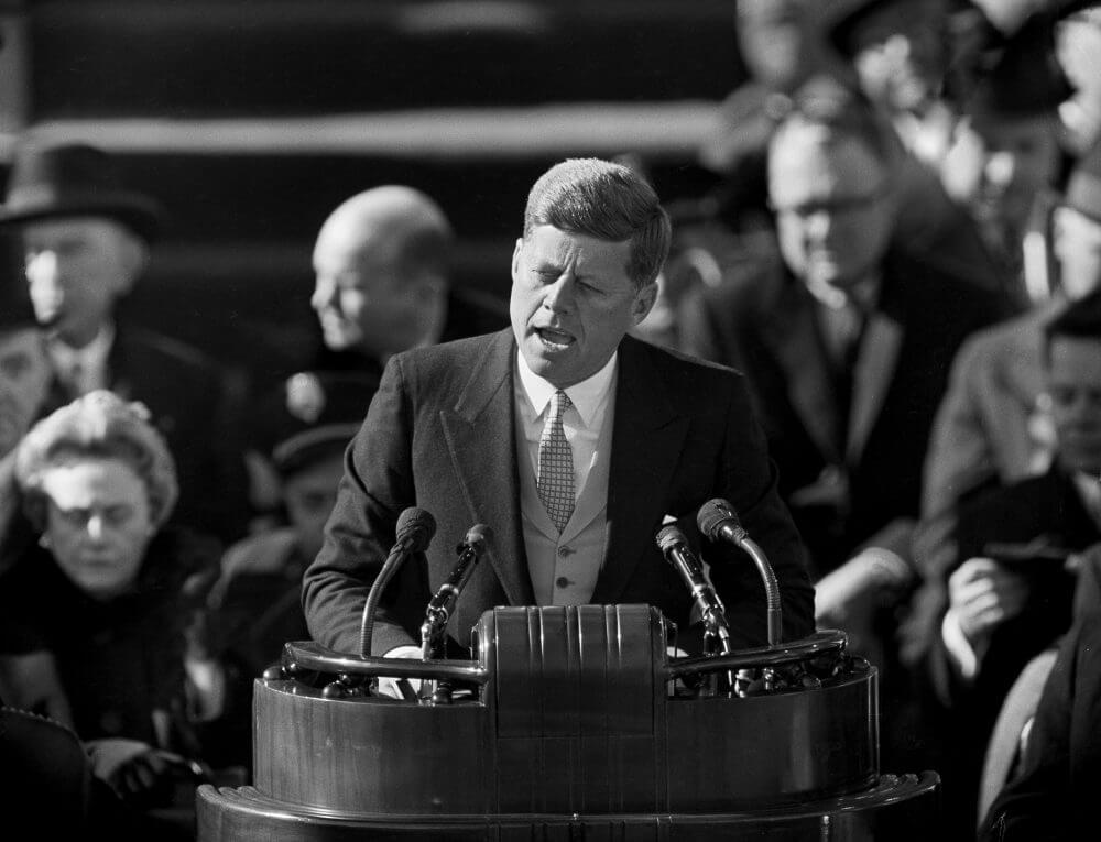 John F. Kennedy Göreve Başlama Konuşması