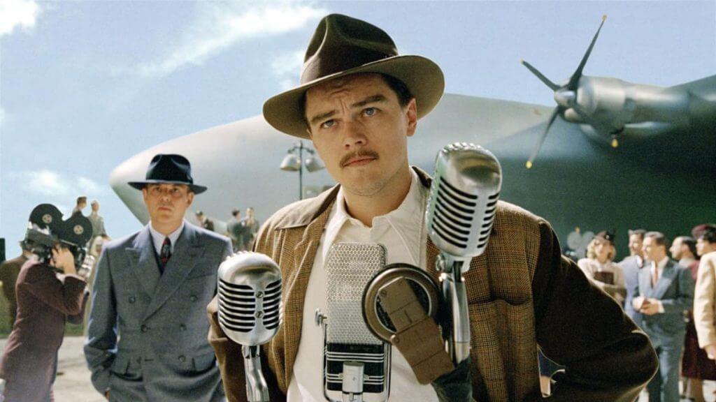 Girişimcilikle İlgili film Aviator