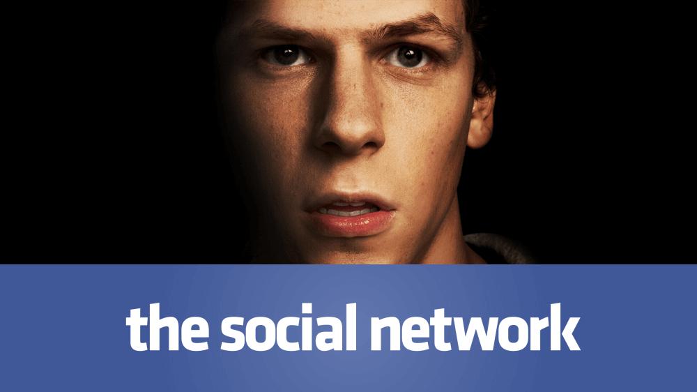 Girişimcilikle İlgili film Sosyal ağ