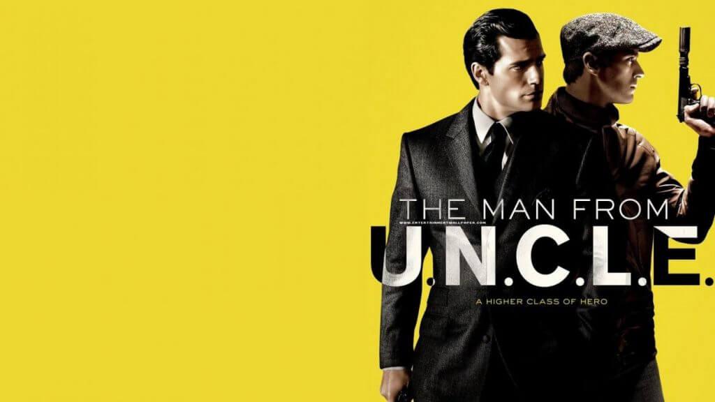 The Man From U.N.C.L.E. Film Afişi