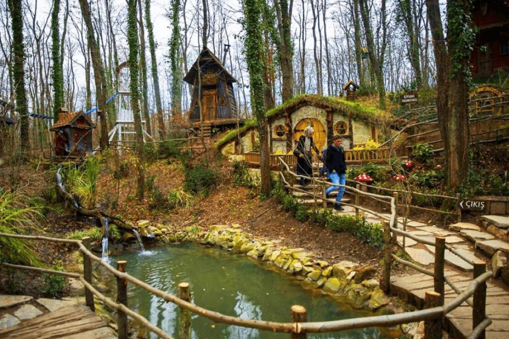 Sapanca Ormanya Tabiat Parkı