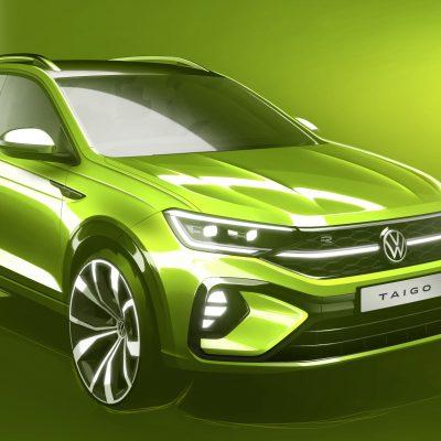 Taigo VW'nin yeni küçük SUV'u